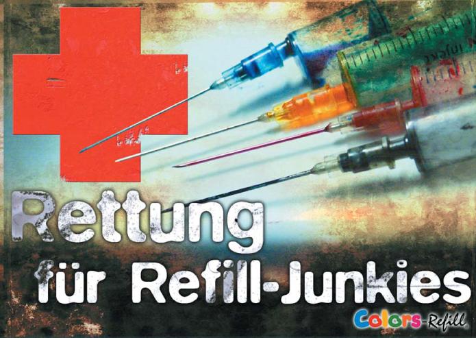 ColorsRefill · Flyer 3