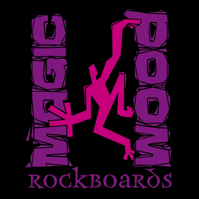 Magic Wood Rockboards · Marke · Logo