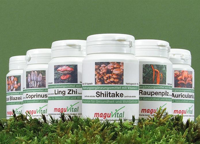 MaguVital · Etiketten